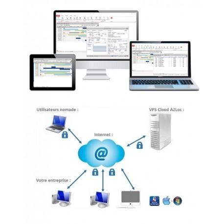 AZLoc Basic en ligne