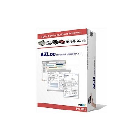 MAJ AZLoc Basic vers AZLoc Pro