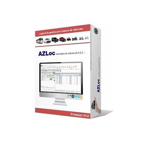 MAJ AZLoc Basic vers AZLoc Premium