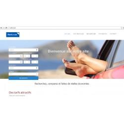 Création de site internet pour loueurs